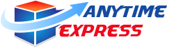 Anytime Express International Courier Services Logo